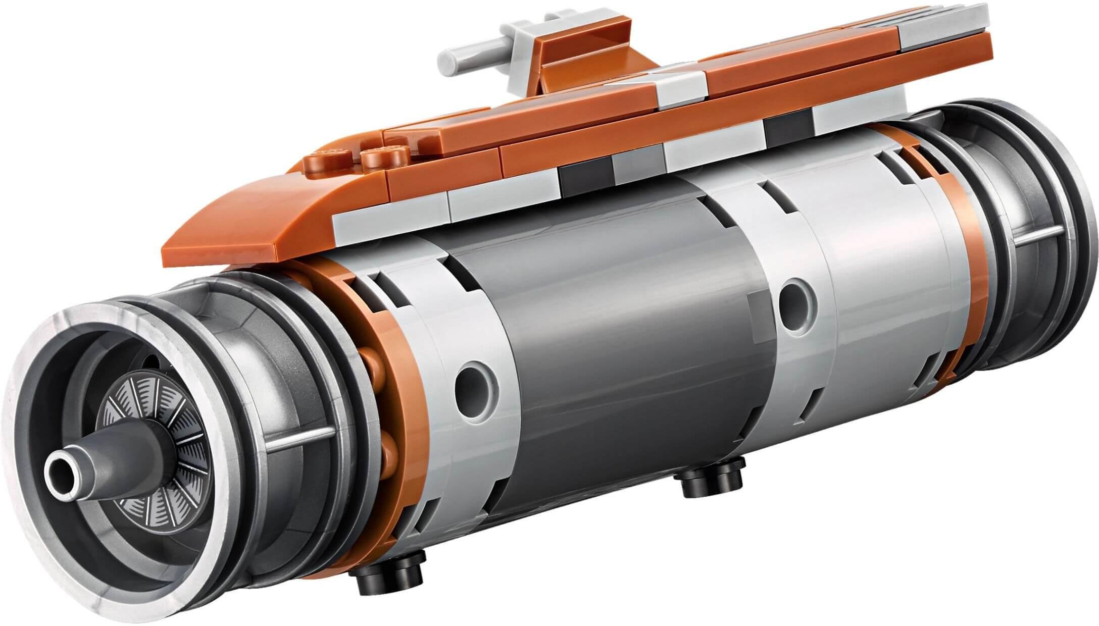 Mua đồ chơi LEGO 75178 - LEGO Star Wars 75178 - Phi thuyền Jakku Quadjumper 4 động cơ (LEGO Star Wars Jakku Quadjumper)