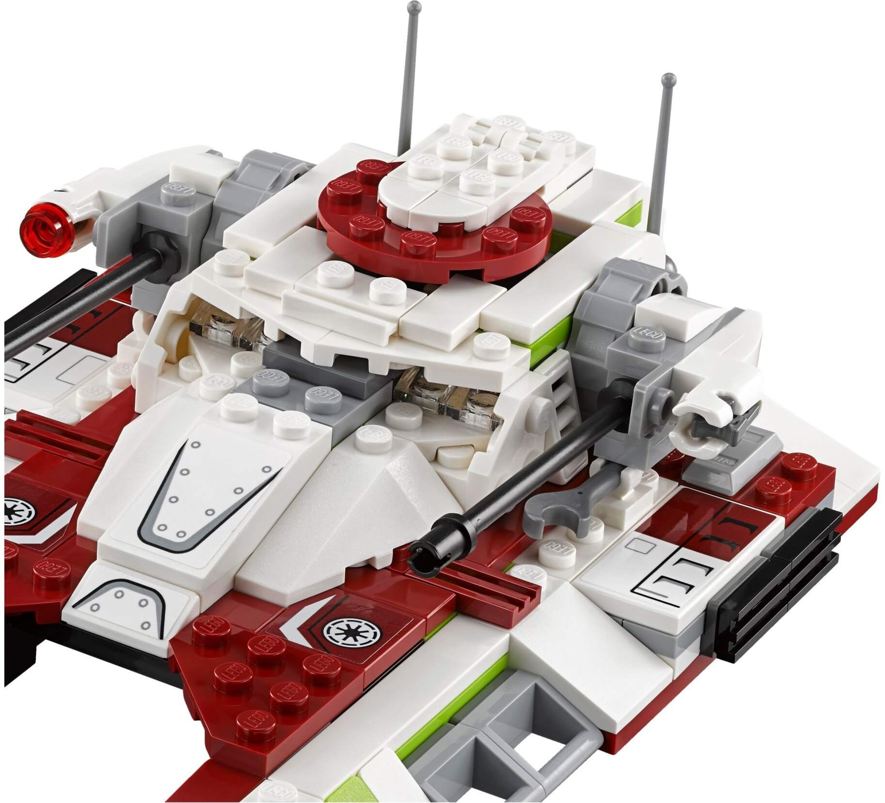 Mua đồ chơi LEGO 75182 - LEGO Star Wars 75182 - Xe Tăng Bay của Quân đội Cộng Hòa (LEGO Star Wars Republic Fighter Tank)