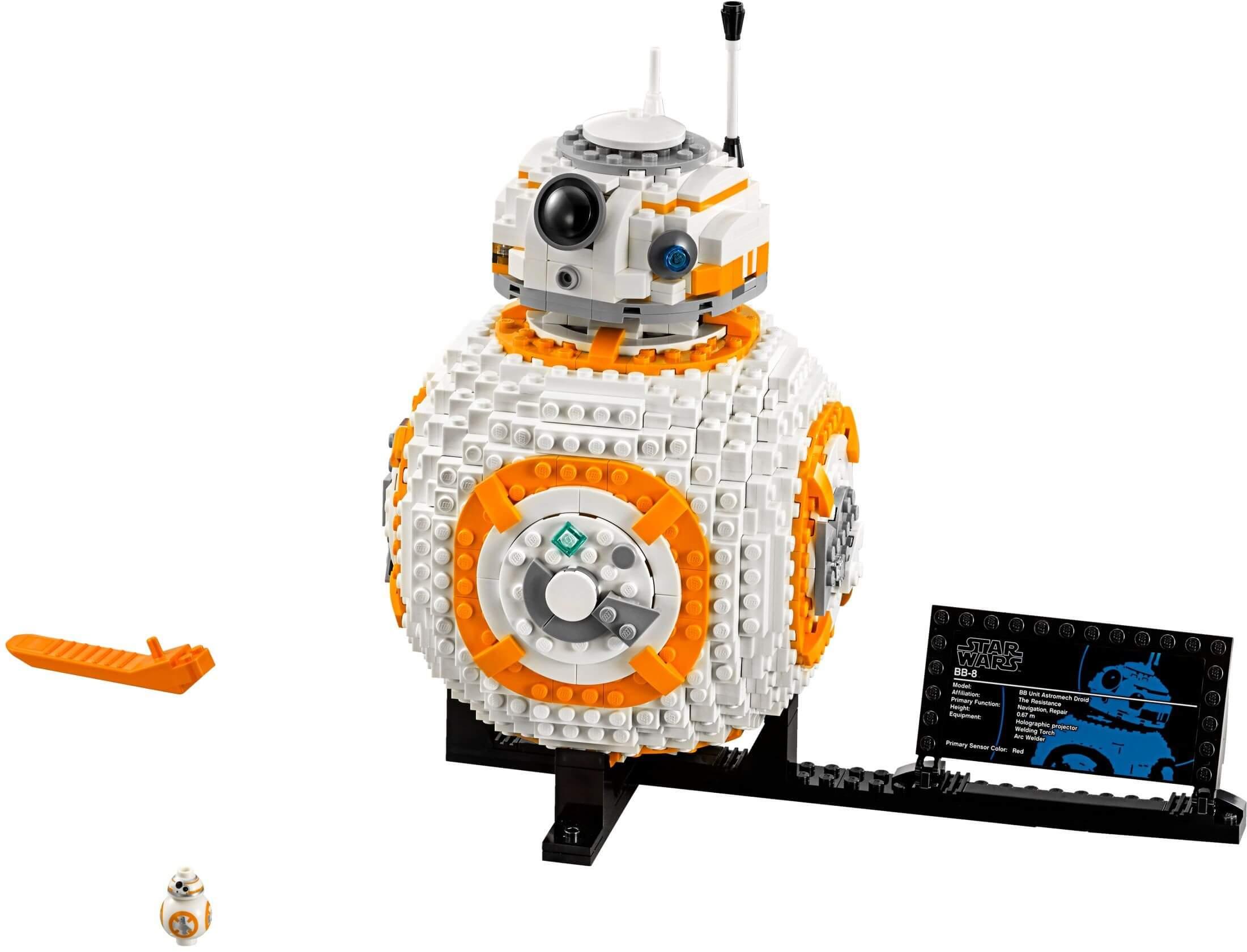Mua đồ chơi LEGO 75187 - LEGO Star Wars 75187- BB-8