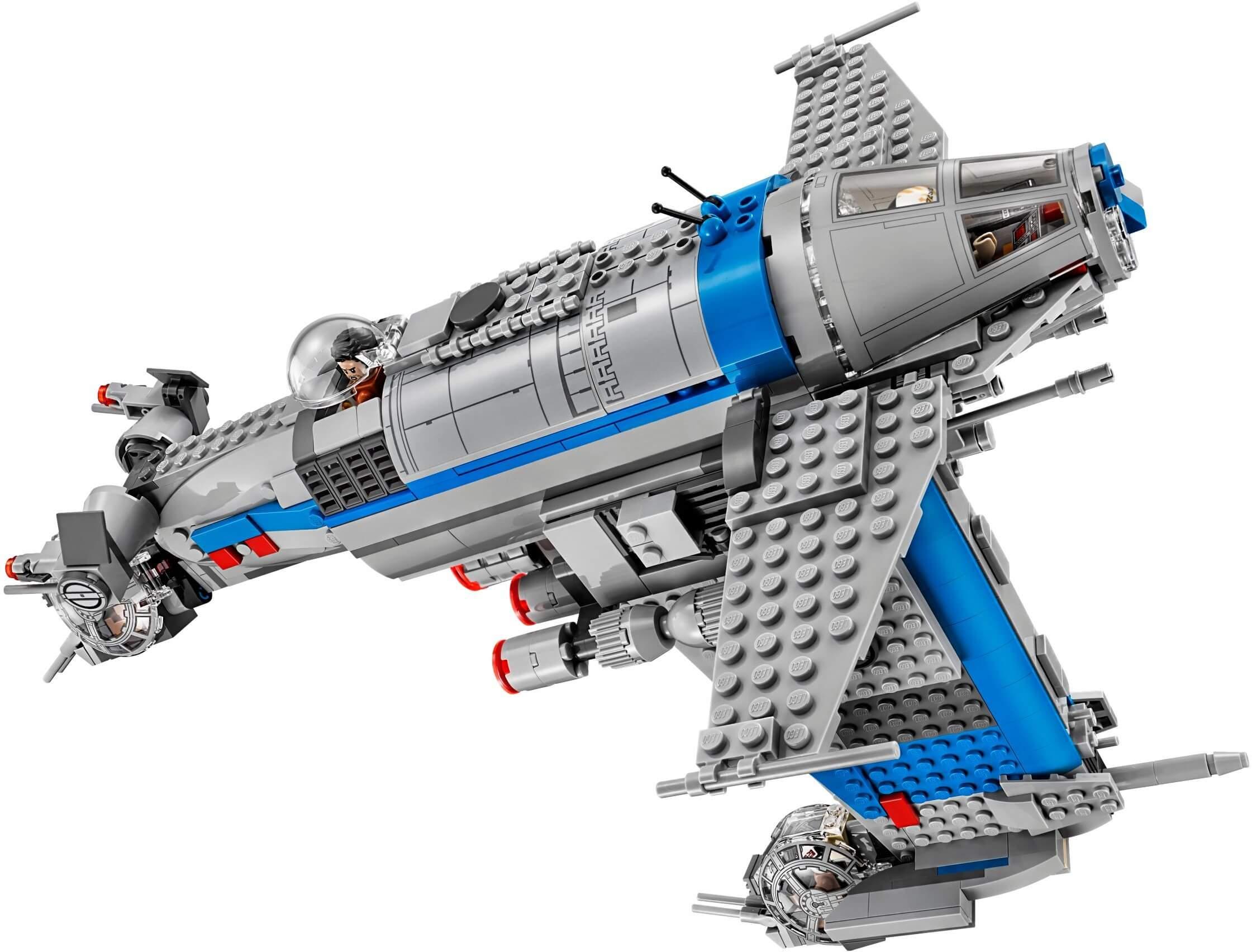 Mua đồ chơi LEGO 75188 - LEGO Star Wars 75188 - Phi Thuyền đánh Bom của Quân Kháng Chiến - Resistance-Bomber