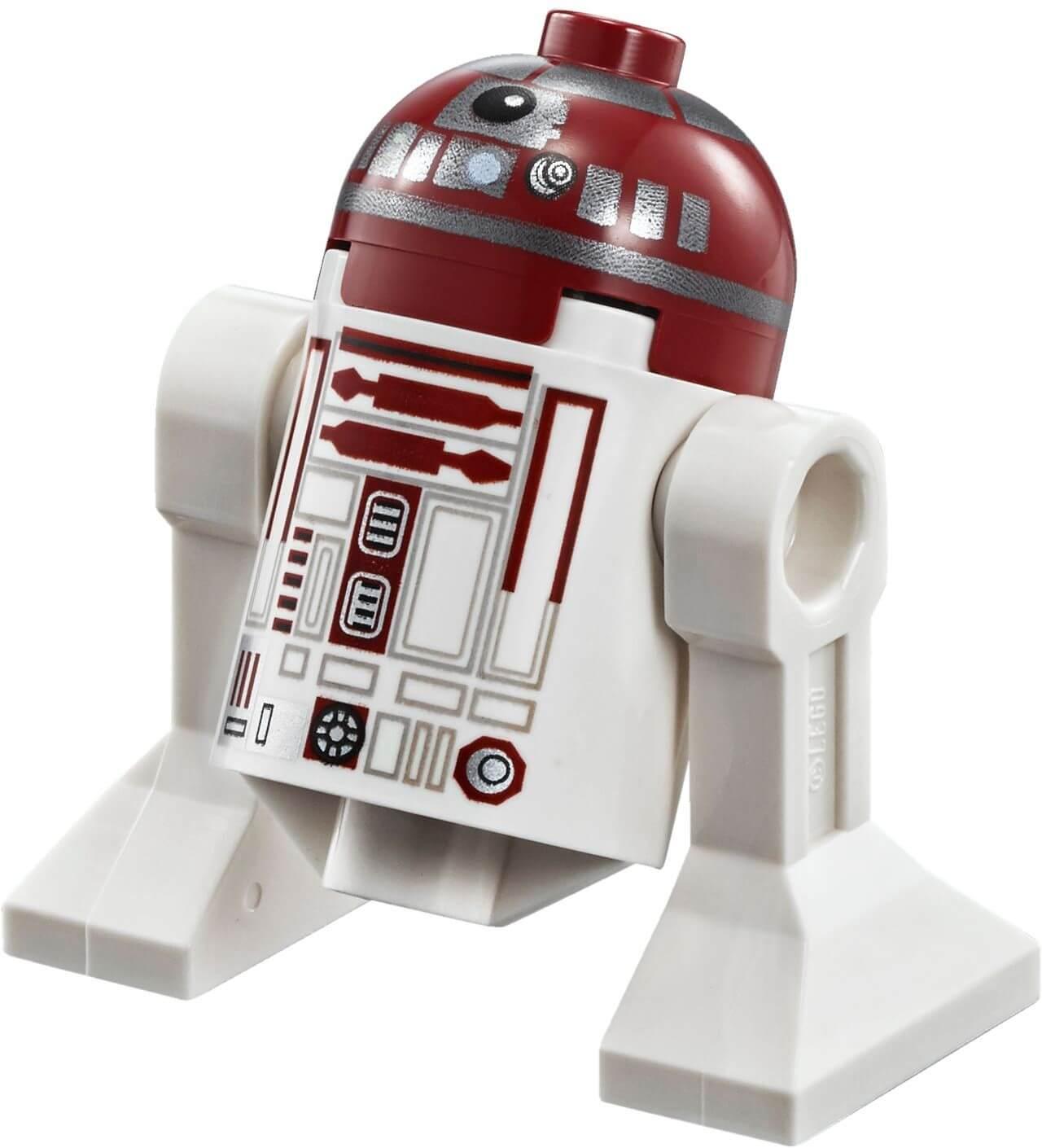 Mua đồ chơi LEGO 75191 - LEGO Star Wars 75191 - Phi Thuyền Jedi và Động cơ Siêu Tốc Hyperdrive (LEGO Star Wars Jedi Starfighter with Hyperdrive)