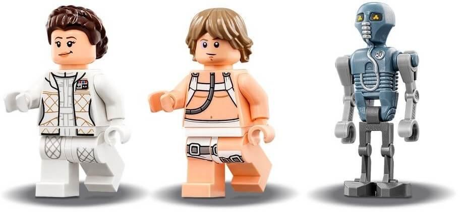 Mua đồ chơi LEGO 75203 - LEGO Star Wars 75203 - Phòng Cấp Cứu trên Hành Tinh Hoth (LEGO 75203 Hoth Medical Chamber)