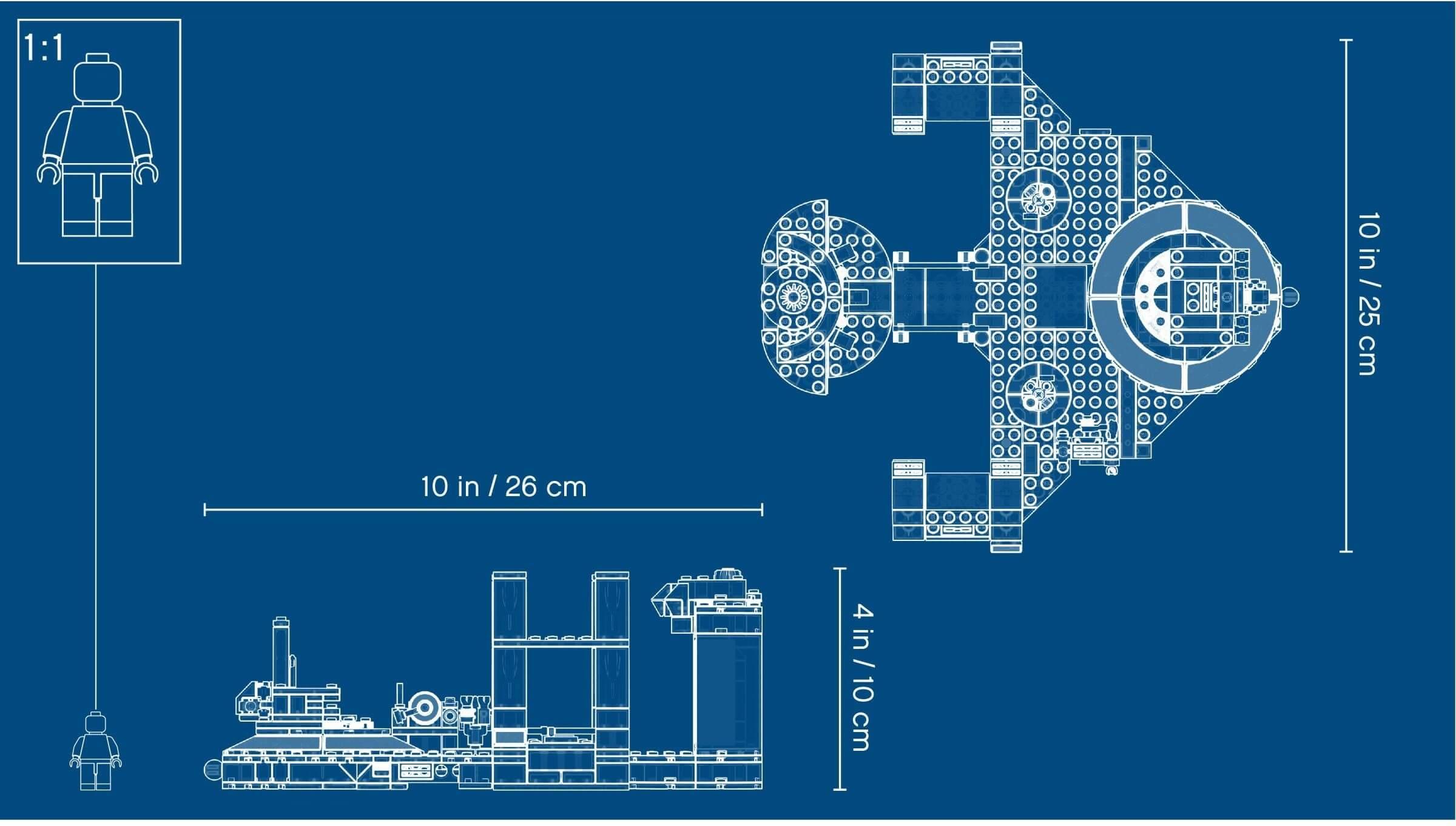 Mua đồ chơi LEGO 75216 - LEGO Star Wars 75216 - Căn phòng Hoàng Gia của Chúa Tể Snoke (LEGO 75216 Snoke's Throne Room)
