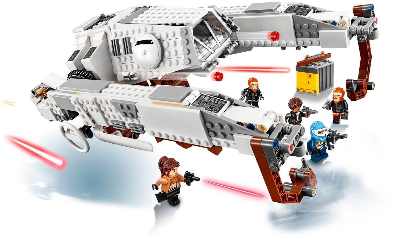 Mua đồ chơi LEGO 75219 - LEGO Star Wars 75219 - Phi Thuyền Chở Hàng AT-Hauler (LEGO 75219 Imperial AT-Hauler)