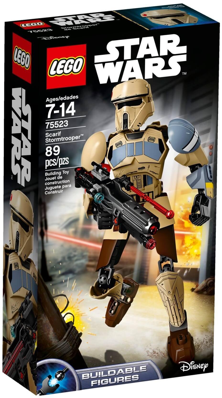 Mua đồ chơi LEGO 75523 - LEGO Star Wars 75523 - Scarif Stormtrooper (LEGO 75523 Scarif Stormtrooper)