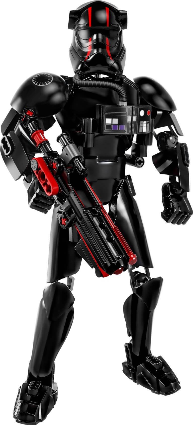Mua đồ chơi LEGO 75526 - LEGO Star Wars 75526 - Phi Công Máy Bay TIE - Elite TIE Fighter Pilot