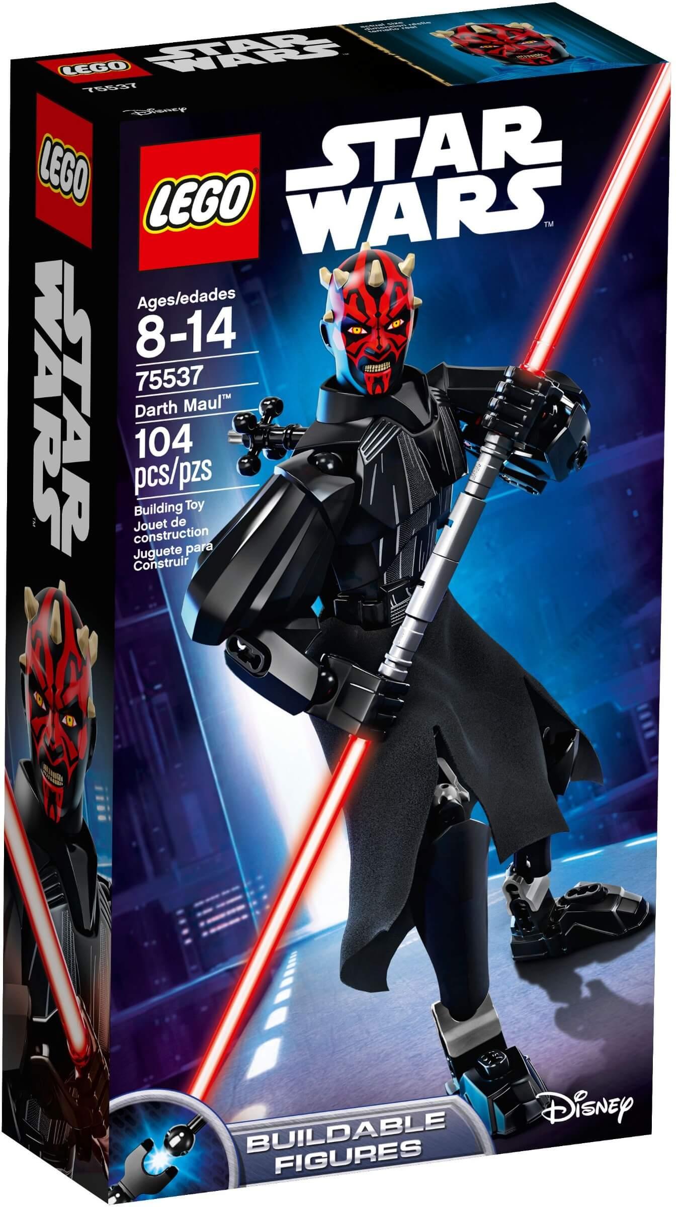 Mua đồ chơi LEGO 75537 - LEGO Star Wars 75537 - Chúa Tể Darth Maul (LEGO 75537 Darth Maul)