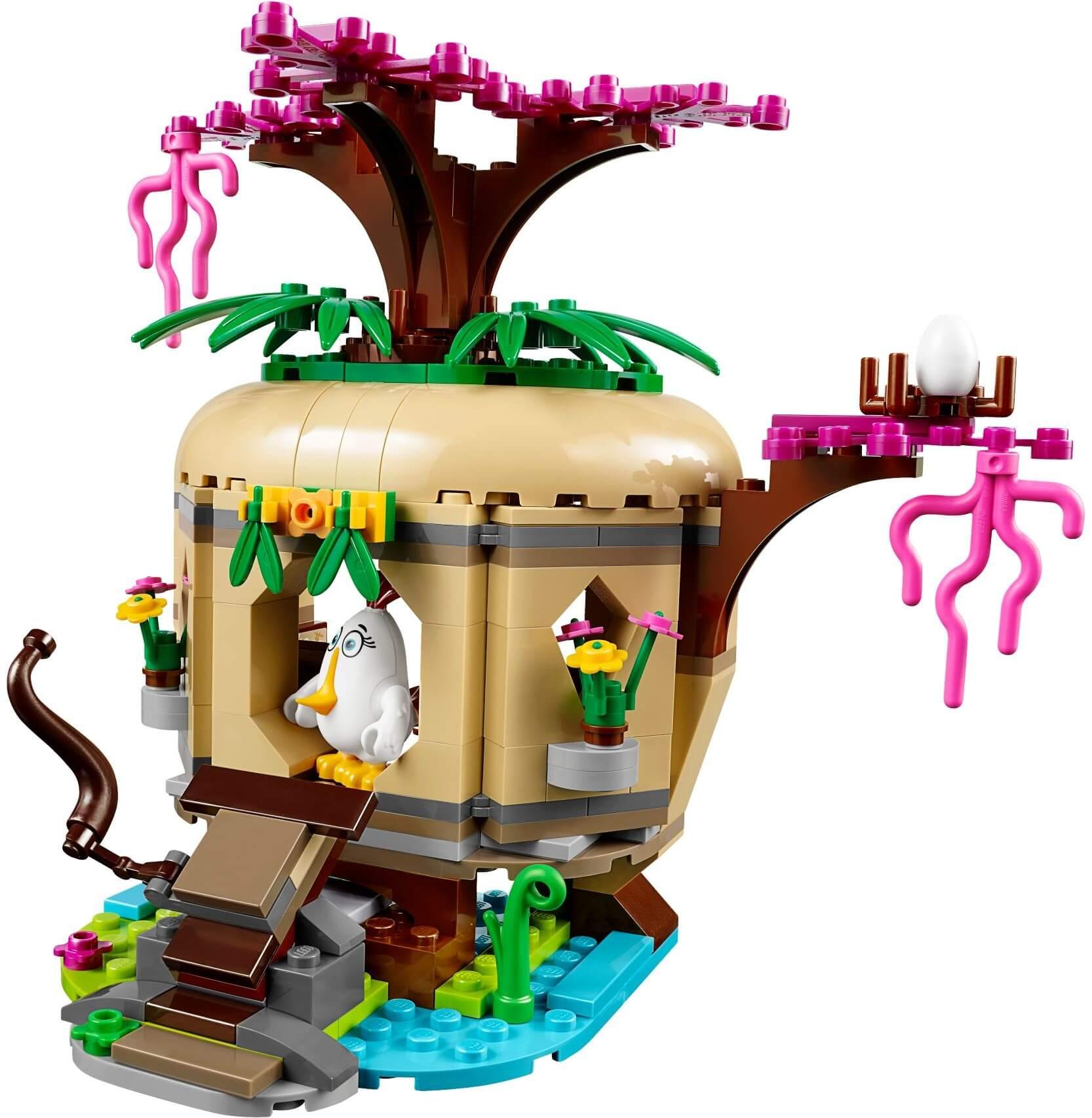 Mua đồ chơi LEGO 75823 - LEGO Angry Birds 75823 - Siêu Trộm Đột Nhập Hòn Đảo Trứng (LEGO Angry Birds Bird Island Egg Heist 75823)