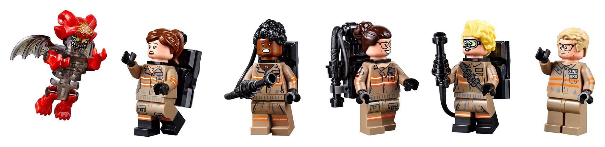Mua đồ chơi LEGO 75828 - LEGO The Ghostbusters 75828 - Siêu Xe Ecto-1 & 2 của biệt đội Ghostbusters (LEGO Ghostbusters Ecto-1 & 2 75828)