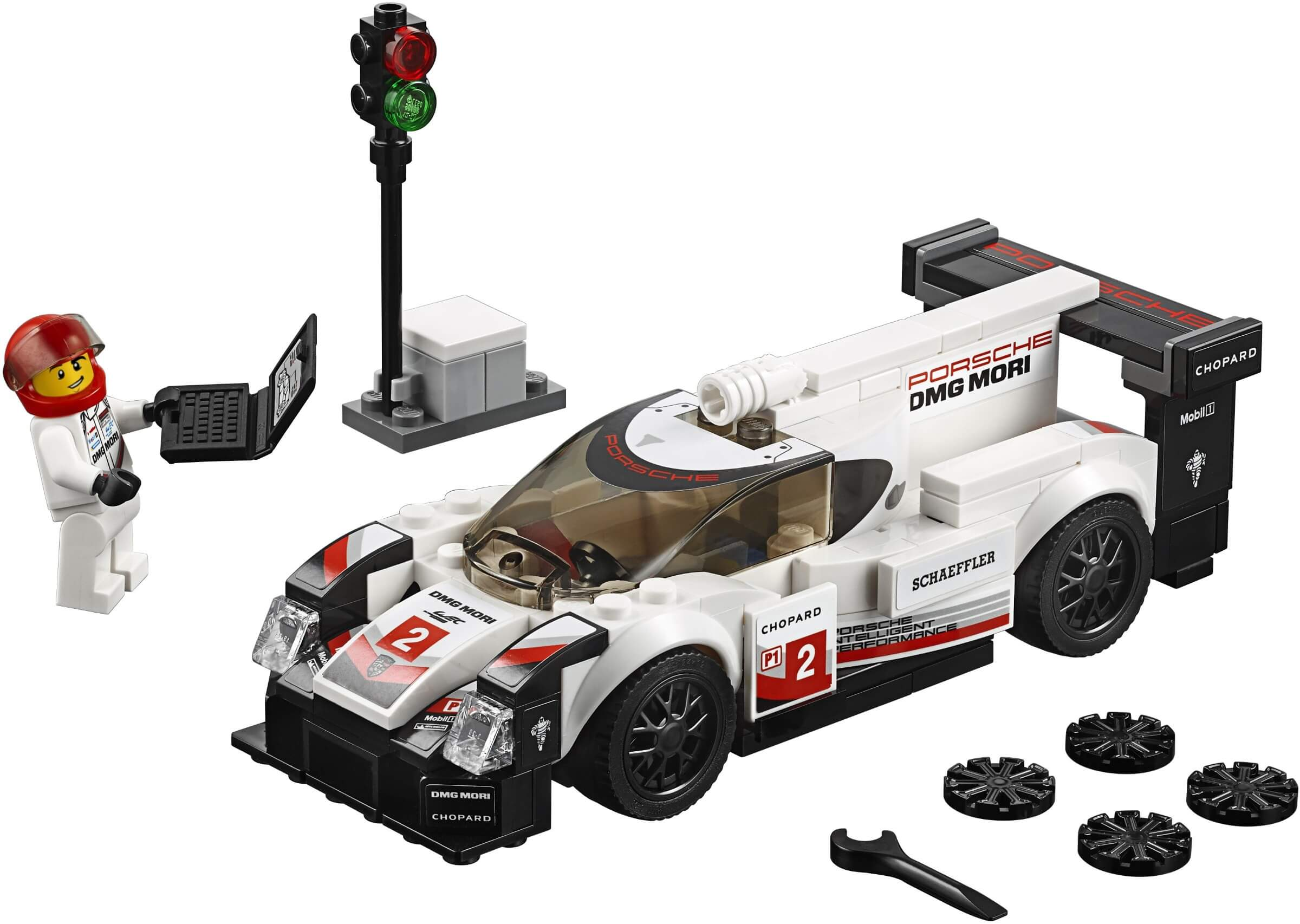 Mua đồ chơi LEGO 75887 - LEGO Speed Champion 75887 - Siêu Xe Porsche 919 Hybrid (LEGO Speed Champion 75887 Porsche 919 Hybrid)