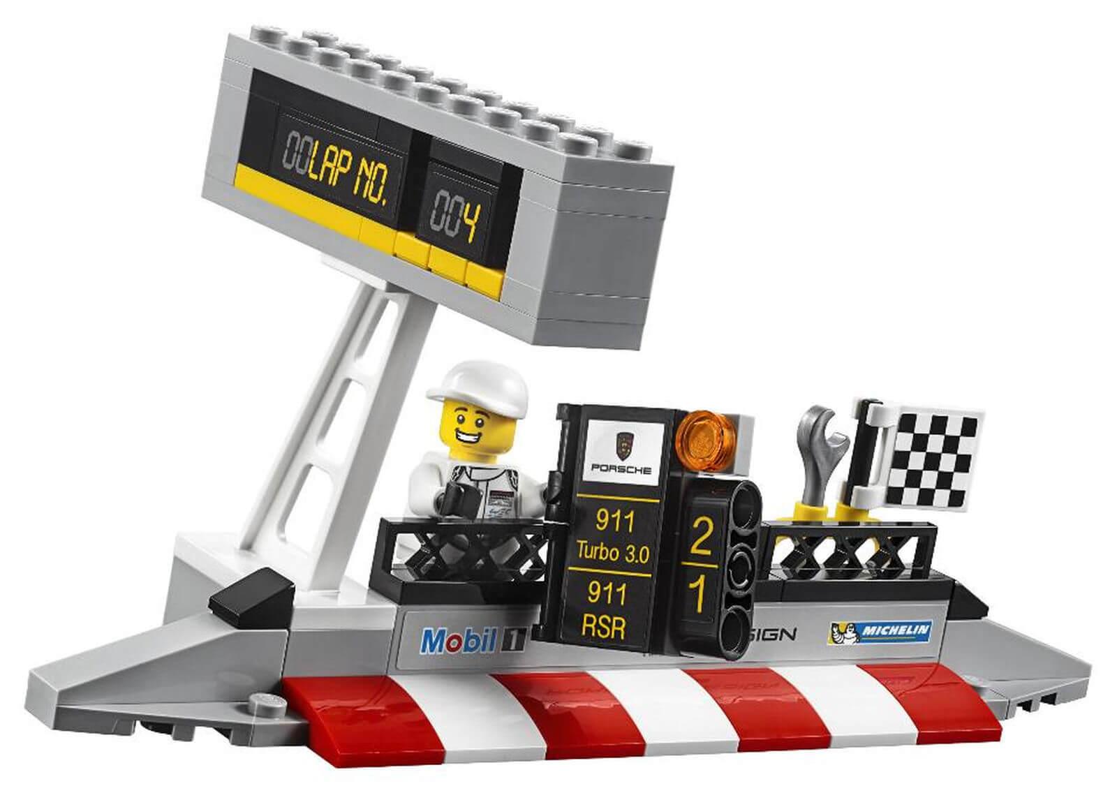 Mua đồ chơi LEGO 75888 - LEGO Speed Champion 75888 - Đội Xe Porsche 911 RSR và 911 Turbo 3.0 (LEGO Speed Champion 75888 Porsche 911 RSR and 911 Turbo 3.0)