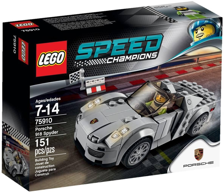 Mua đồ chơi LEGO 75910 - LEGO Speed Champions 75910 - Siêu Xe Porsche 918 Spyder (LEGO Speed Champions Porsche 918 Spyder 75910)