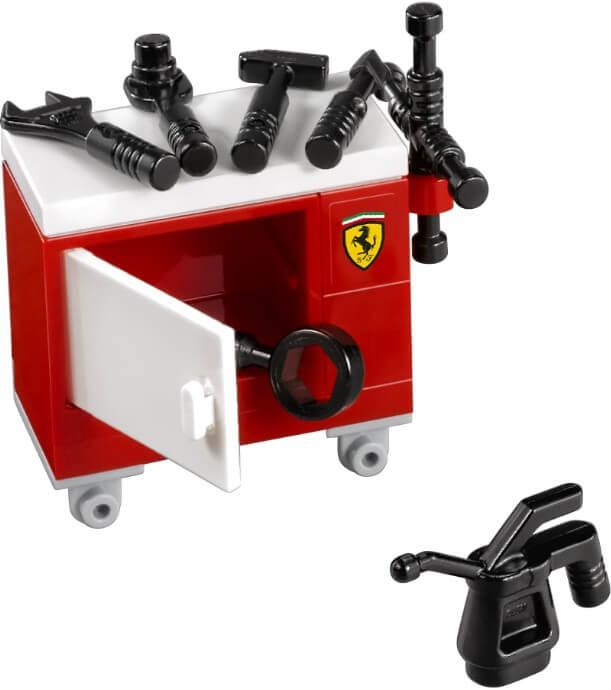Mua đồ chơi LEGO 75913 - LEGO Speed Champions 75913 - Xe tải Ferrari Scuderia và Siêu xe F14 T (LEGO Speed Champions F14 T & Scuderia Ferrari Truck 75913)