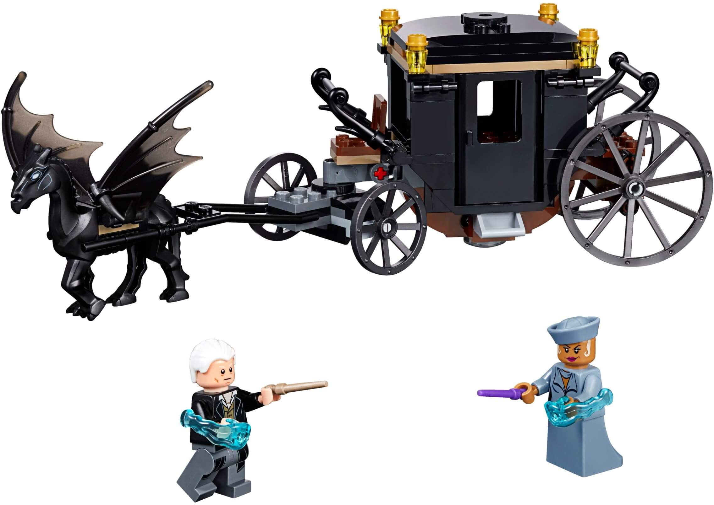 Mua đồ chơi LEGO 75951 - LEGO Harry Potter 75951 - Cuộc tẩu thoát của Grindelwald (LEGO 75951 Grindelwald´s Escape)