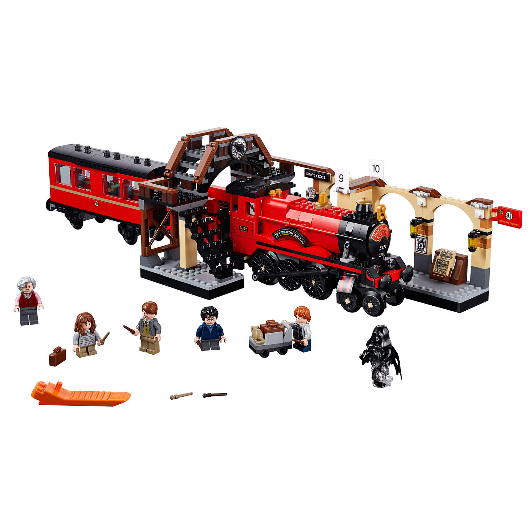 Mua đồ chơi LEGO 75955 - LEGO Harry Potter 75955 - Chuyến Tàu Hogwarts Express (LEGO Harry Potter 75955 Hogwarts Express)