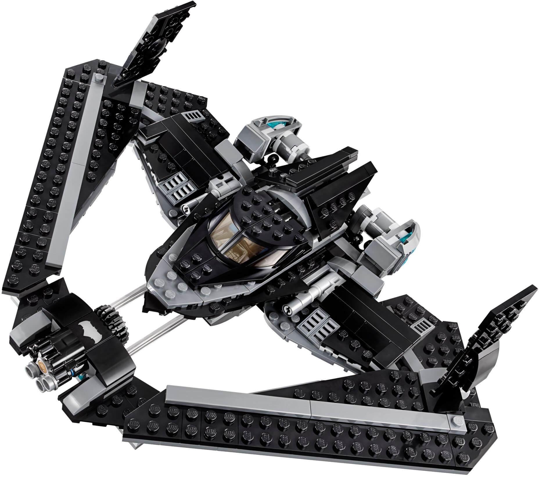 Mua đồ chơi LEGO 76046 - LEGO DC Comics Super Heroes 76046 - Siêu Máy bay Batwing đại chiến Lex Luthor (LEGO DC Comics Super Heroes Heroes of Justice: Sky High Battle 76046)