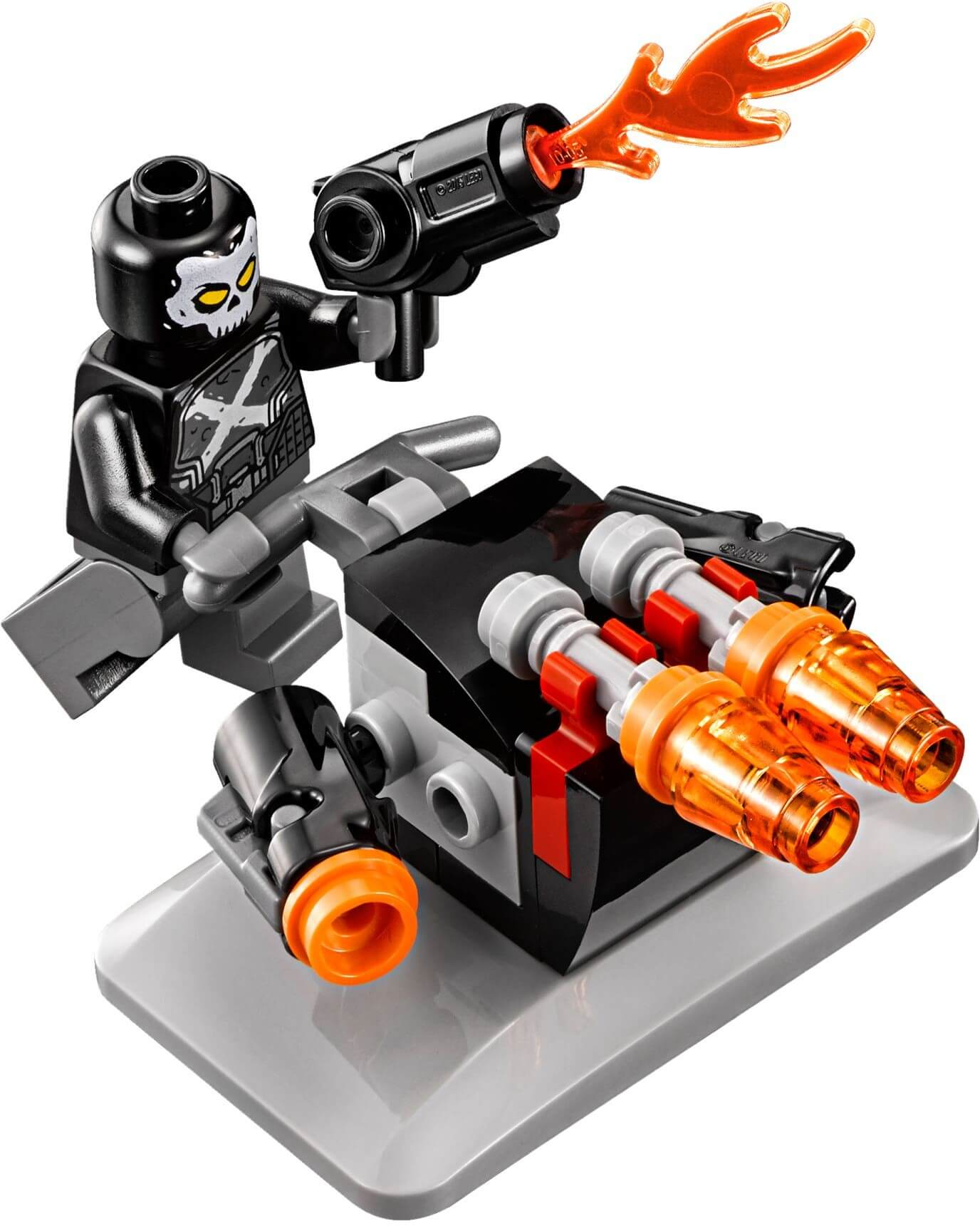 Mua đồ chơi LEGO 76050 - LEGO Marvel Super Heroes 76050 - Black Widow mai phục Crossbones (LEGO Marvel Super Heroes Crossbones' Hazard Heist 76050)