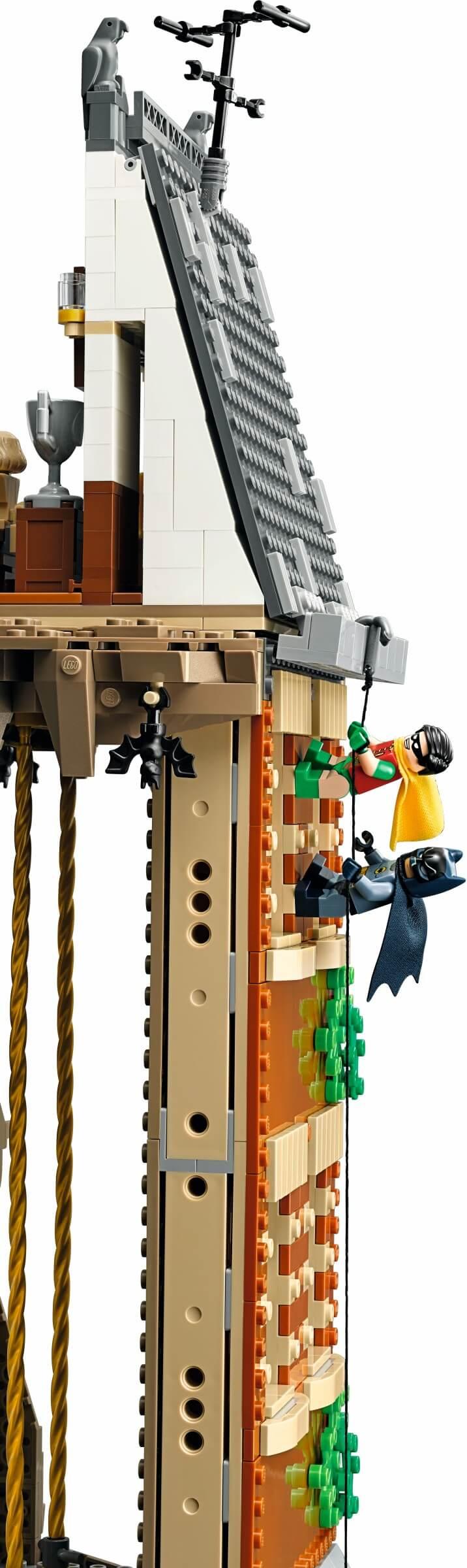 Mua đồ chơi LEGO 76052 - LEGO DC Comics Super Heroes 76052 - Căn cứ Khổng Lồ của Batman (LEGO DC Comics Super Heroes Batman Classic TV Series – Batcave 76052)