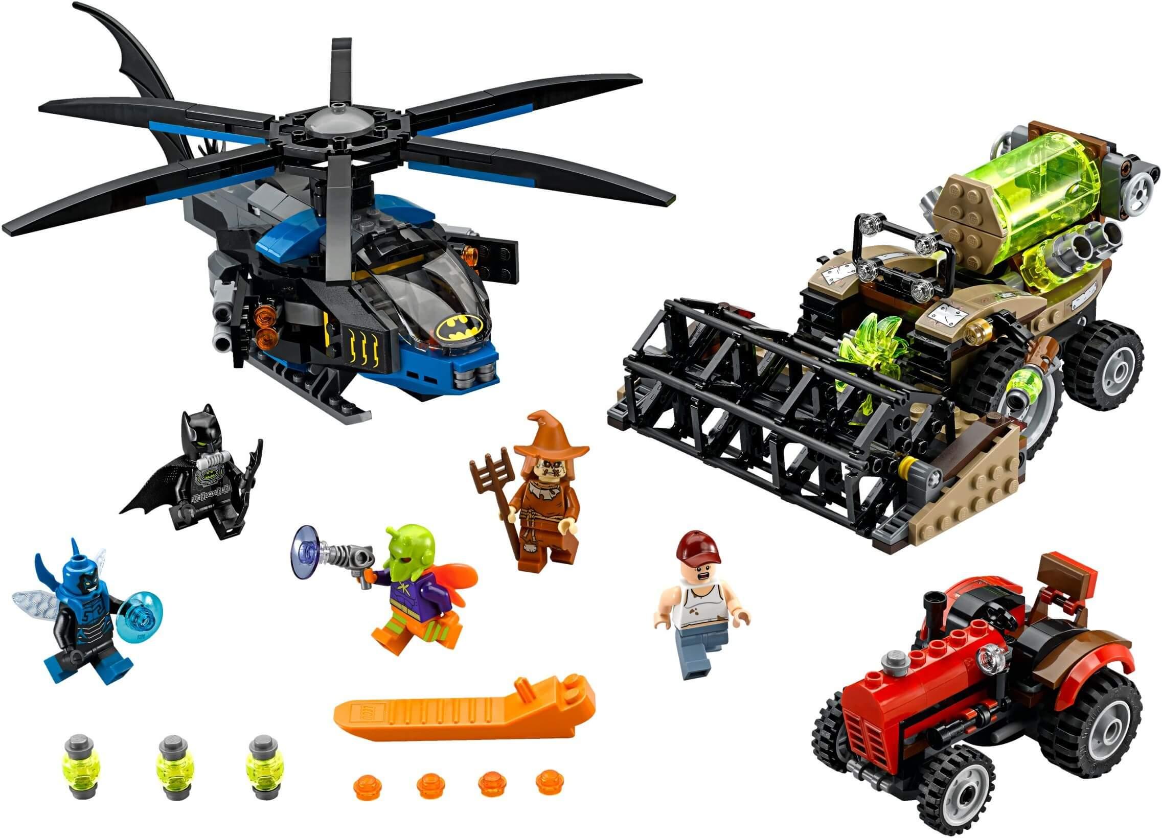 Mua đồ chơi LEGO 76054 - LEGO DC Comics Super Heroes 76054 - Batman đại chiến Scarecrow (LEGO DC Comics Super Heroes Batman Scarecrow Harvest of Fear 76054)