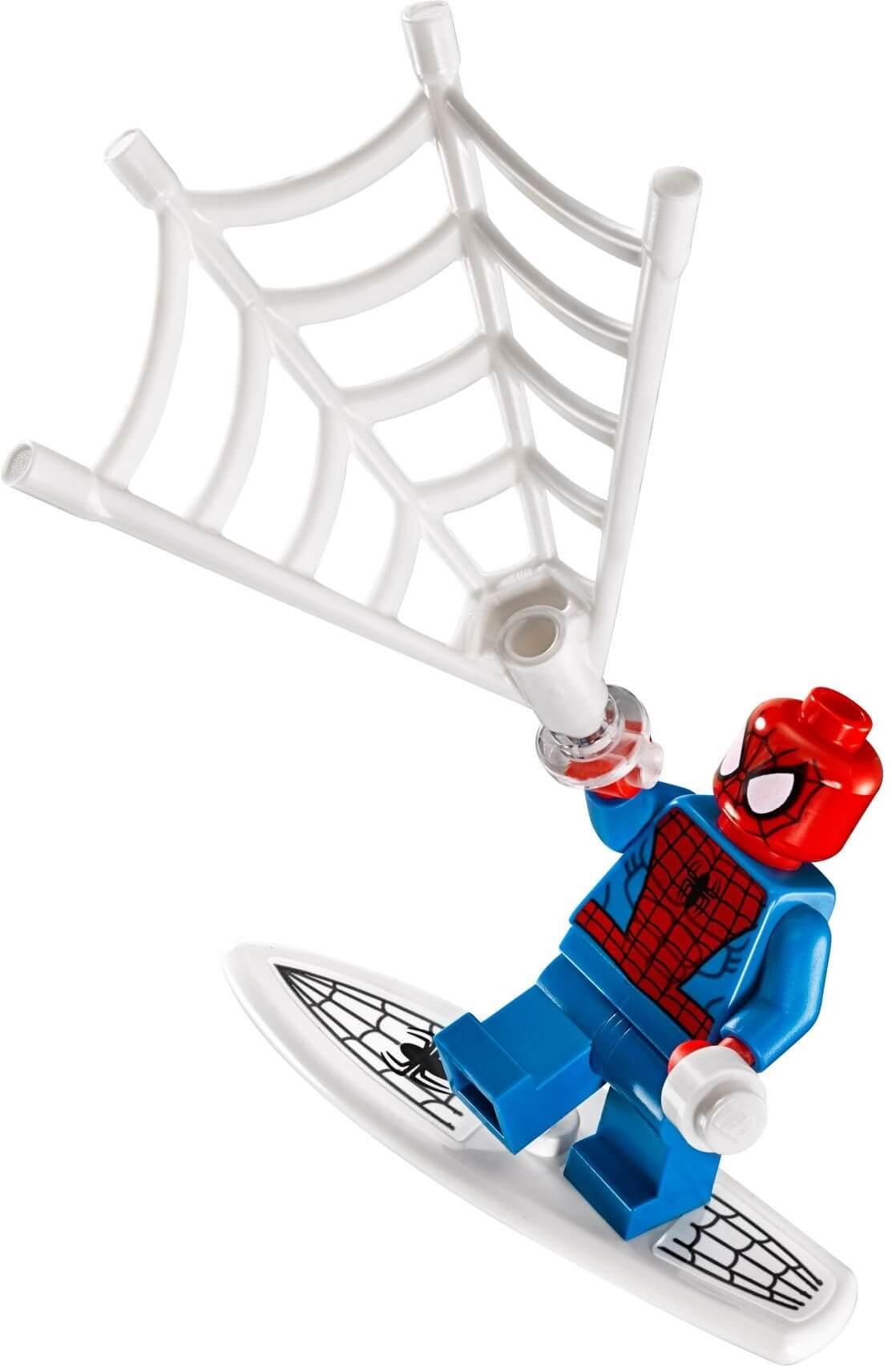 Mua đồ chơi LEGO 76059 - LEGO Marvel Super Heroes 76059 - Spider-Man: Robot Bạch Tuột Khổng Lồ của Doc Ock (LEGO Marvel Super Heroes Spider-Man: Doc Ock's Tentacle Trap 76059)