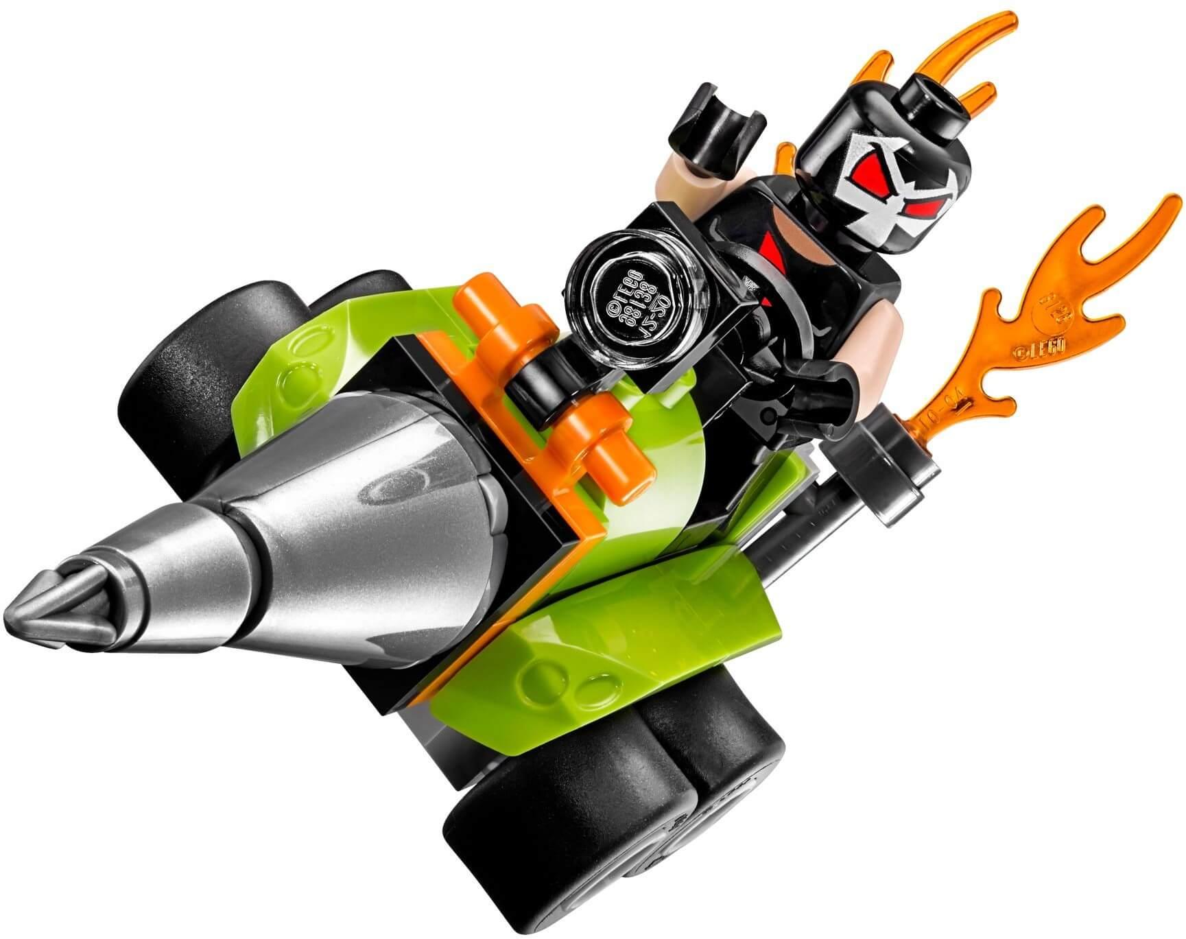 Mua đồ chơi LEGO 76062 - LEGO DC Comics Super Heroes 76062 - Robin đại chiến Bane (LEGO DC Comics Super Heroes Mighty Micros: Robin vs. Bane 76062)