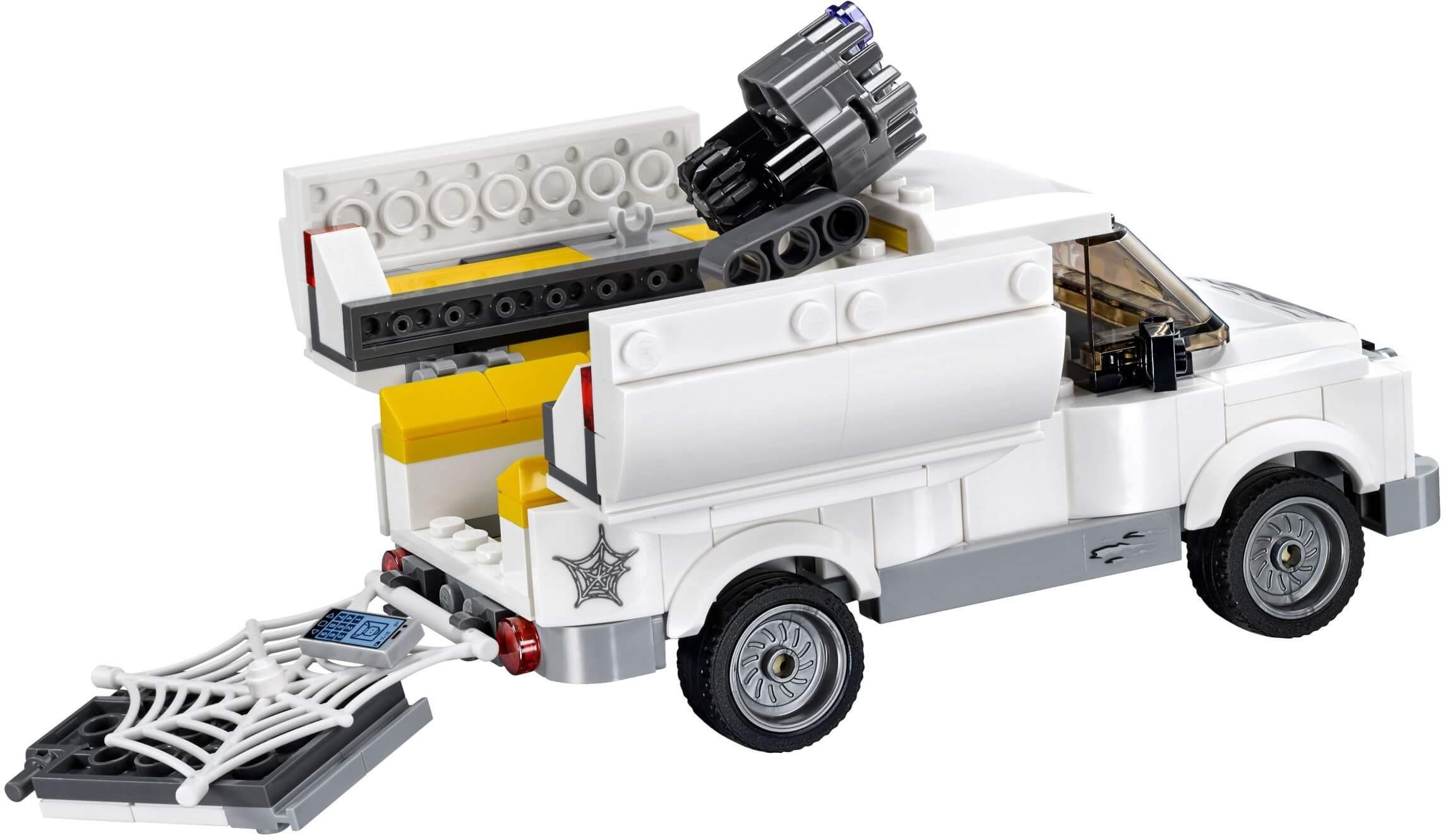 Mua đồ chơi LEGO 76083 - LEGO Super Heroes 76083 - Đại chiến chống lại Người Kền Kền Vulture (LEGO Super Heroes Beware the Vulture)