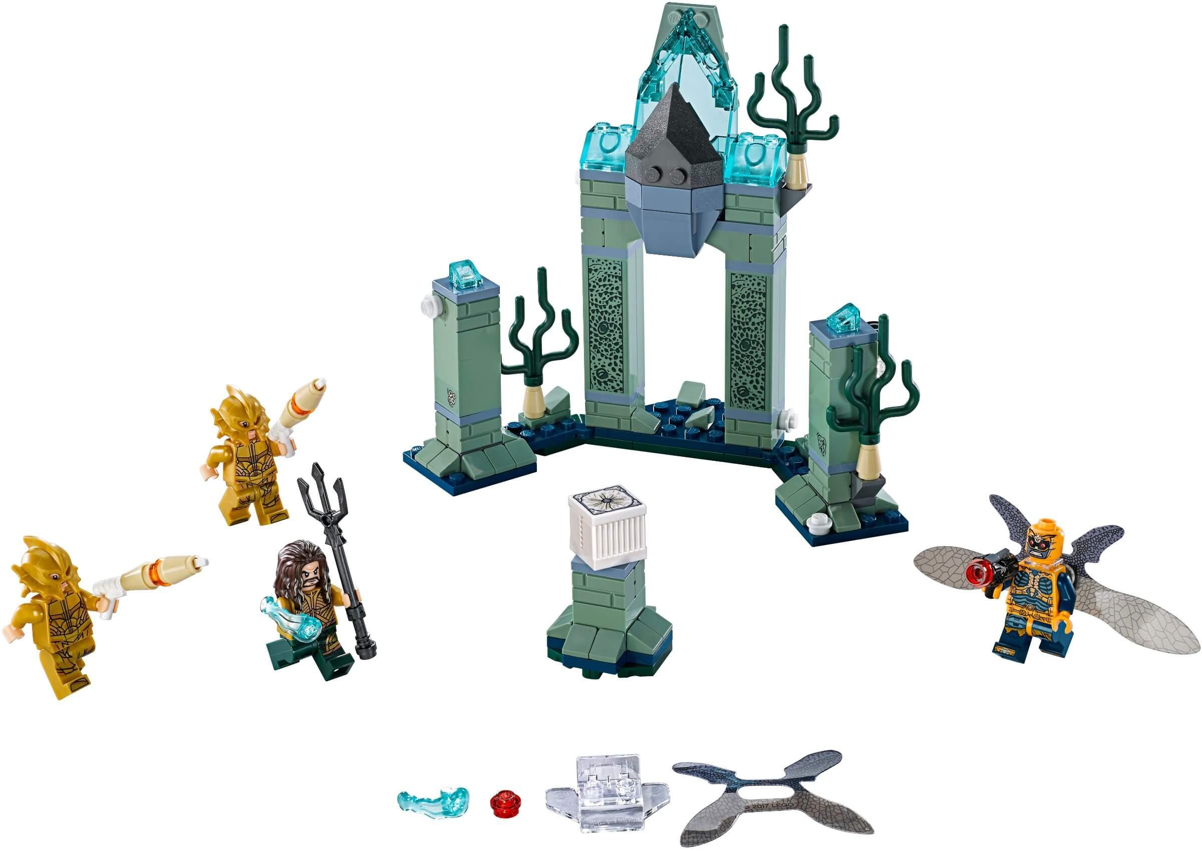 Mua đồ chơi LEGO 76085 - LEGO DC Comics Super Heroes 76085 - Trận Chiến ở Atlantis (LEGO DC Comics Super Heroes Battle of Atlantis)