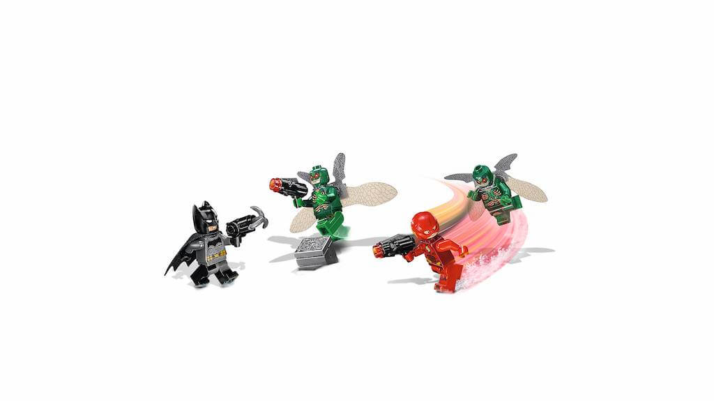 Mua đồ chơi LEGO 76086 - LEGO DC Comics Super Heroes 76086 - Batman: Nhện Máy Knightcrawler của Batman (LEGO DC Comics Super Heroes Knightcrawler Tunnel Attack)