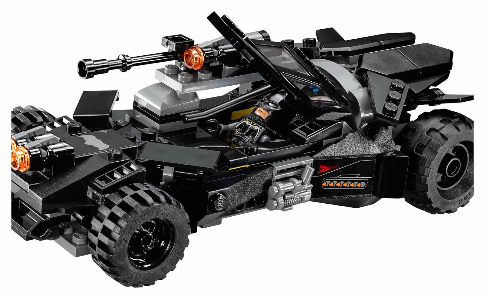 Mua đồ chơi LEGO 76087 - LEGO DC Comics Super Heroes 76087 - Phi Thuyền Flying Fox chở Siêu Xe Batmobile (LEGO DC Comics Super Heroes Flying Fox: Batmobile Airlift Attack)