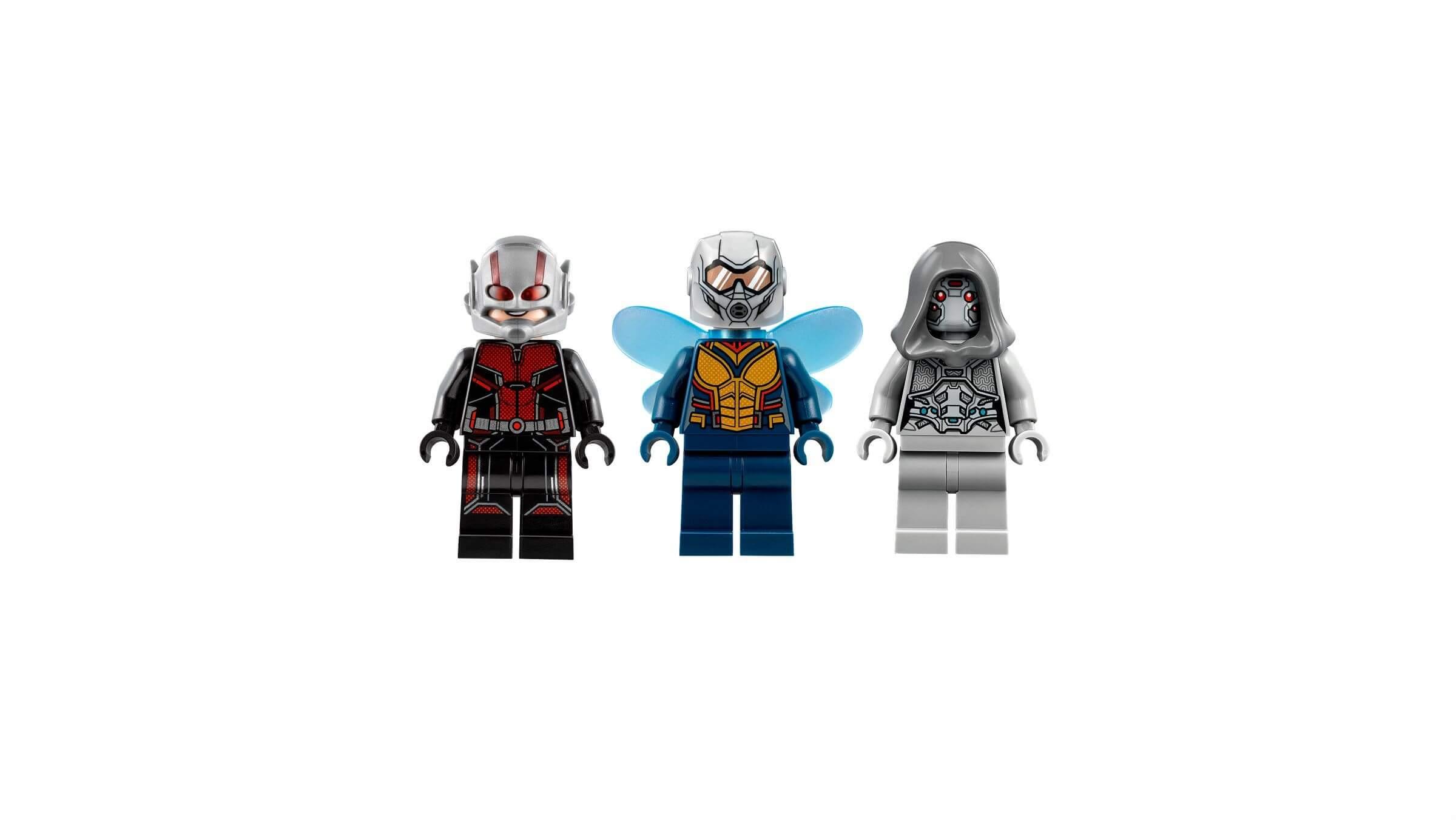Mua đồ chơi LEGO 76109 - LEGO Super Heroes 76109 - Người Kiến Ant-Man thám hiểm Không Gian (LEGO Super Heroes 76109 Quantum Realm Explorers)