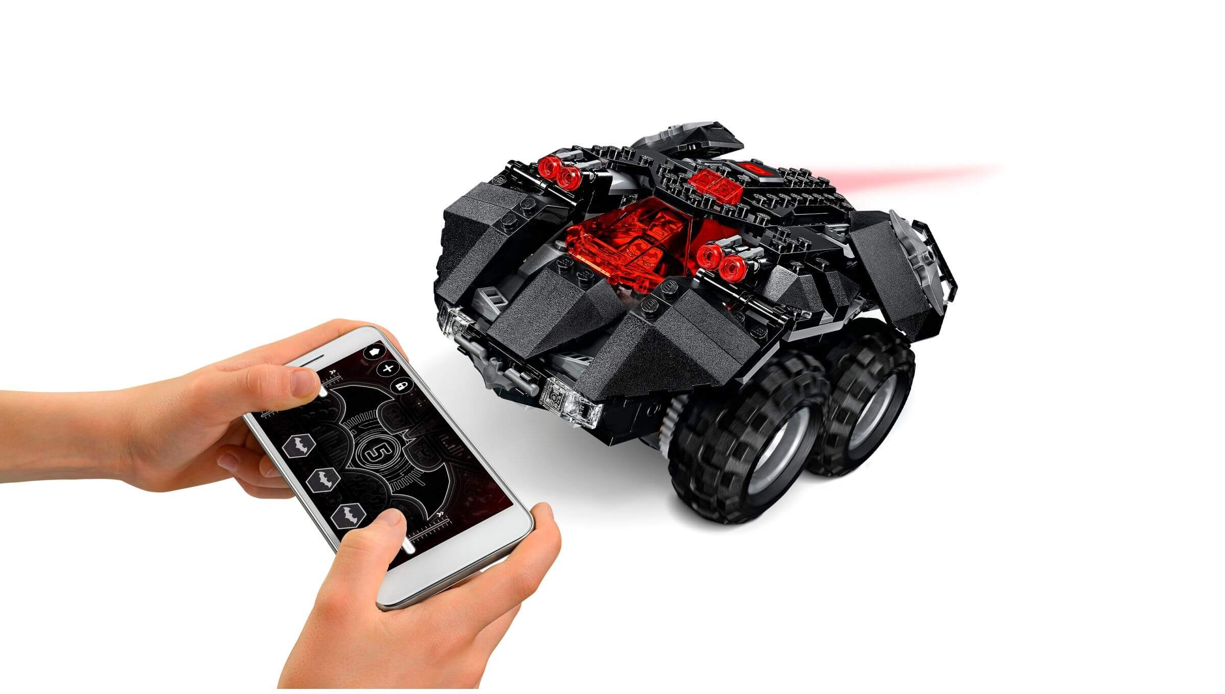 Mua đồ chơi LEGO 76112 - LEGO Super Heroes 76112 - Xe Batmobile Điều Khiển Từ Xa (LEGO 76112 App-Controlled Batmobile)