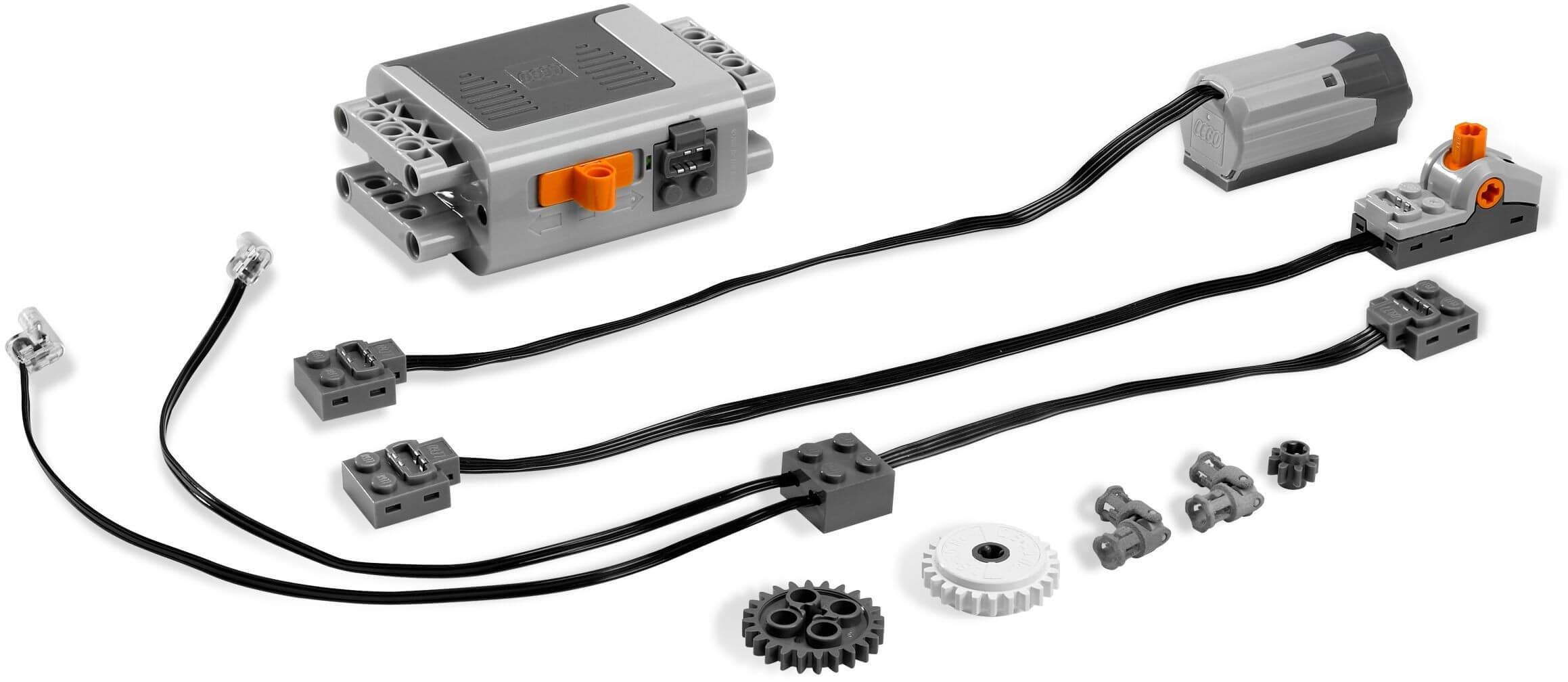 Mua đồ chơi LEGO 8293 - LEGO Power Functions 8293 - Bộ linh kiện LEGO Power Functions cơ bản (LEGO Power Functions Motor Set 8293)