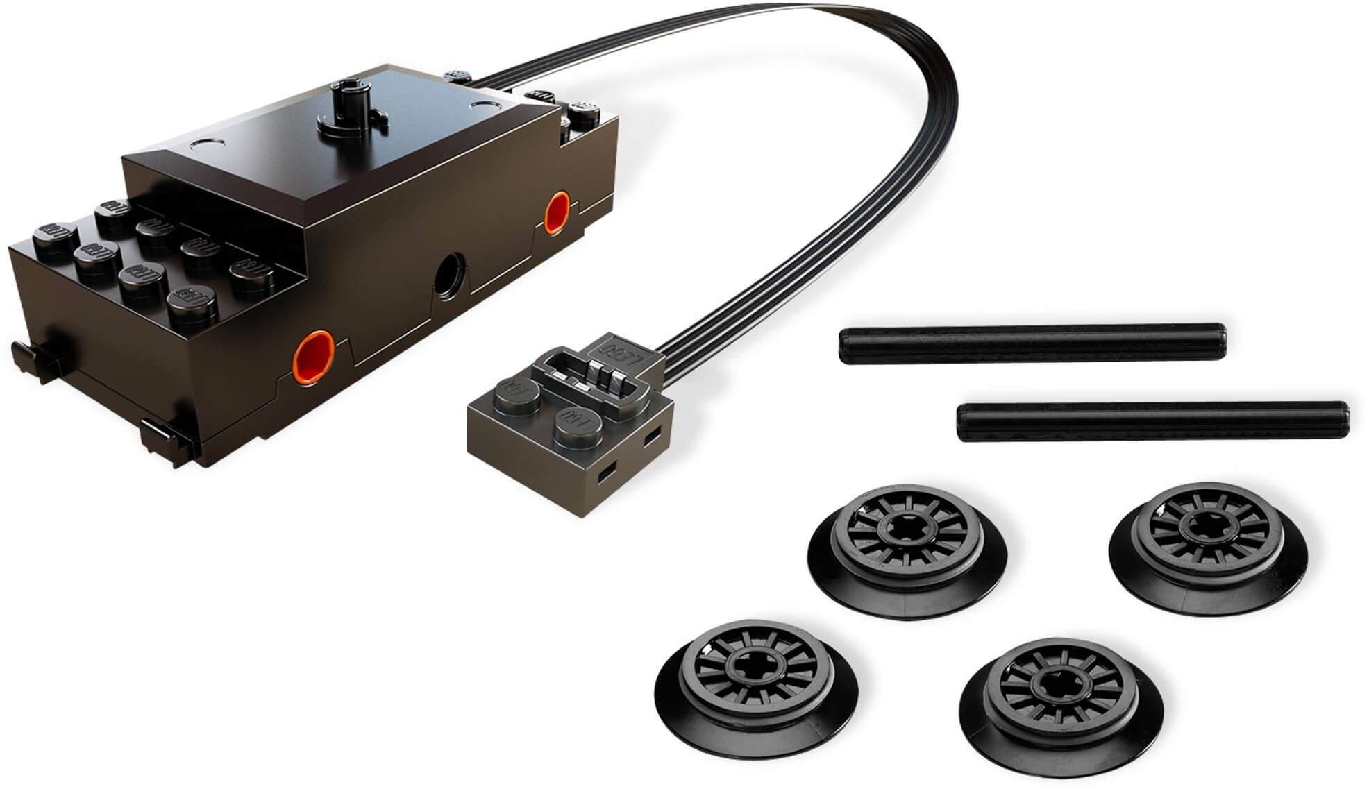 Mua đồ chơi LEGO 88002 - LEGO Power Functions 88002 - Bộ động cơ Xe lửa (LEGO Power Functions Train Motor 88002)