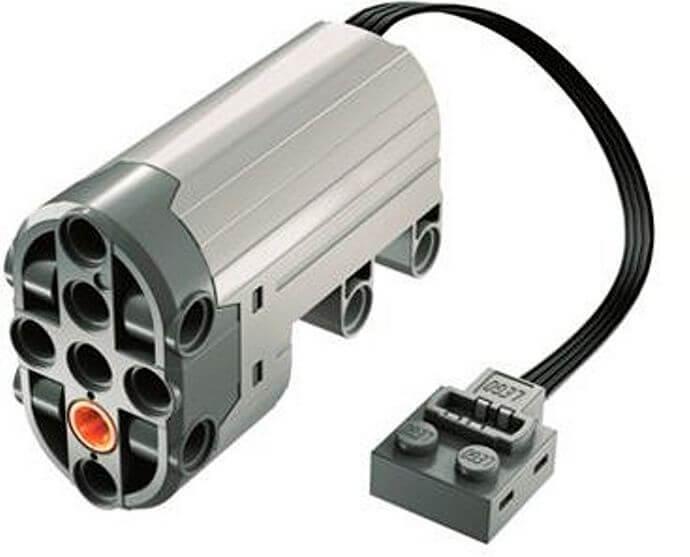 Mua đồ chơi LEGO 88004 - LEGO Power Functions 88004 - Động cơ servo (LEGO Power Functions Servo Motor 88004)