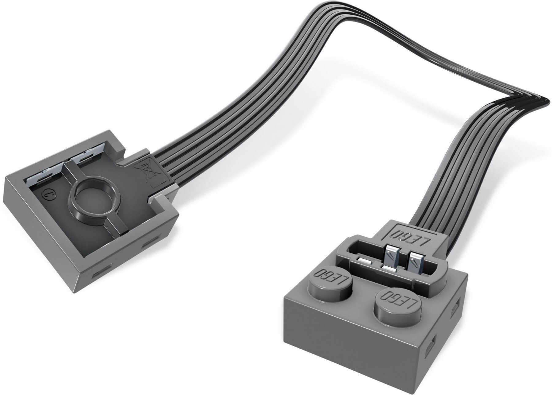 Mua đồ chơi LEGO 8886 - LEGO Power Functions 8886 - Dây nối mở rộng 20 cm (LEGO Power Functions Extension Wire 8886)