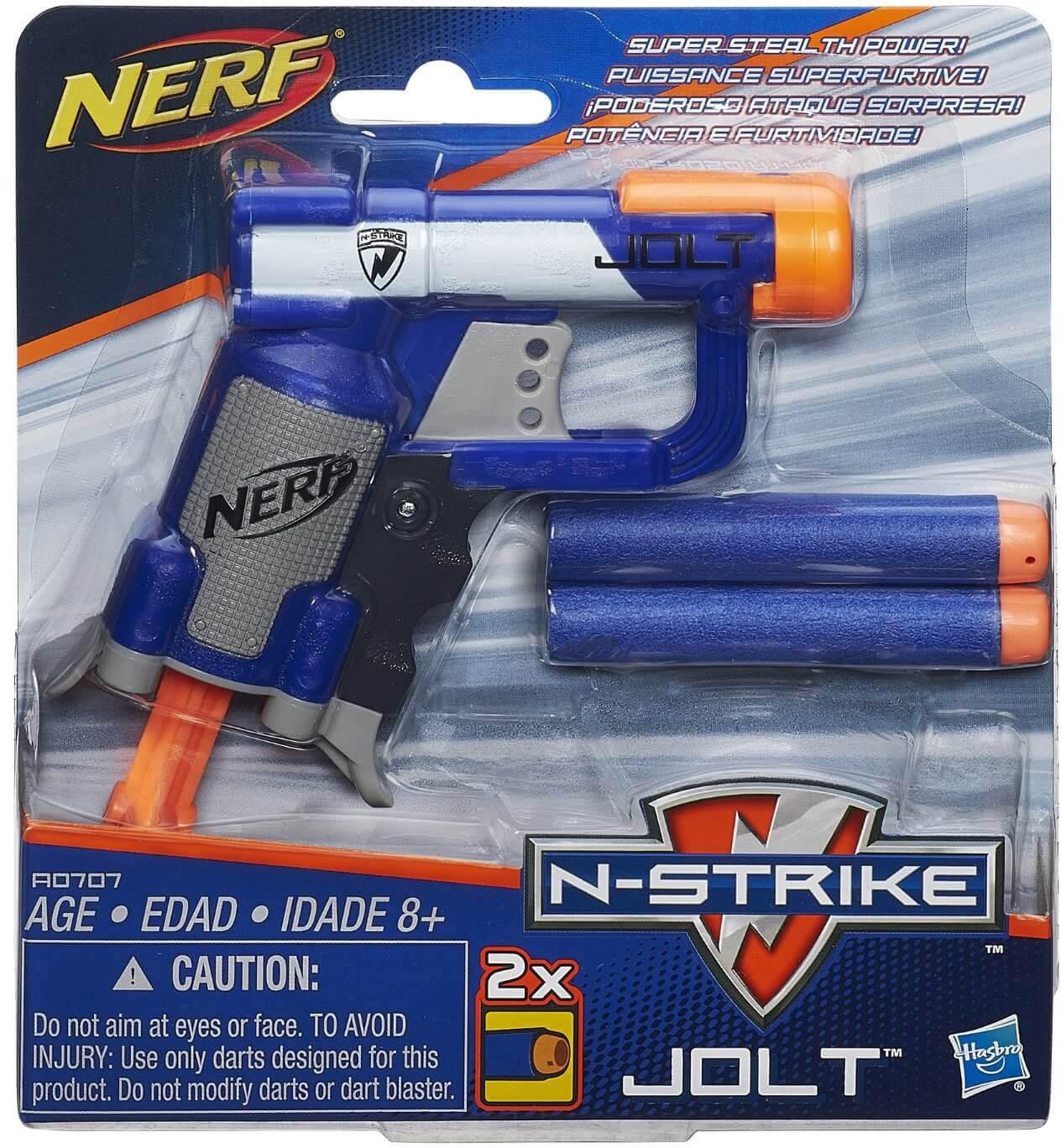 Mua đồ chơi Súng NERF A0707 - Súng NERF N-STRIKE JOLT BLASTER