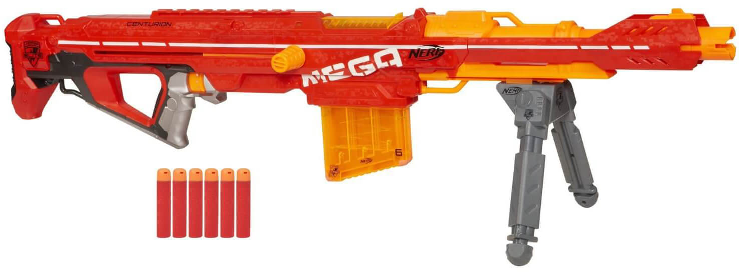 Mua đồ chơi Súng NERF A3700 - Súng NERF N-Strike Elite MEGA Centurion Blaster
