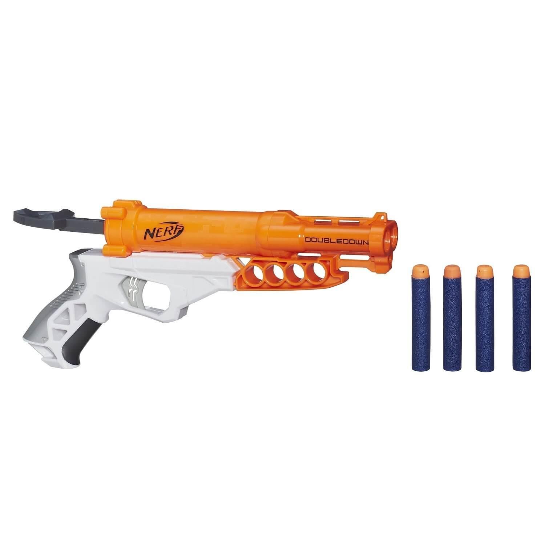 Mua đồ chơi súng NERF A9316 - (mã: A9316) Súng NERF Double Down (dòng N-Strike Elite)
