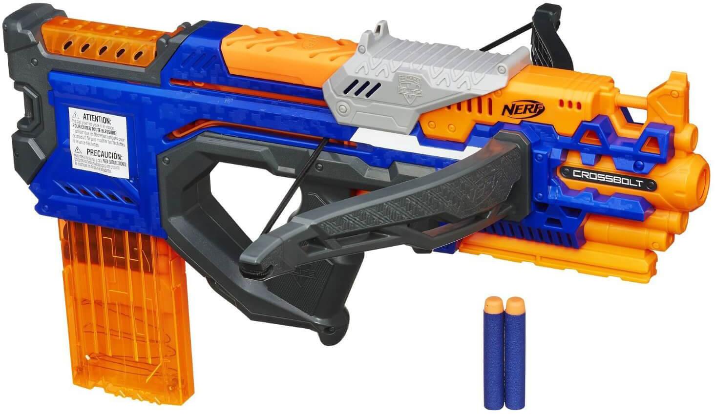 Mua đồ chơi Súng NERF A9317 - Súng NERF N-STRIKE ELITE CROSSBOLT BLASTER
