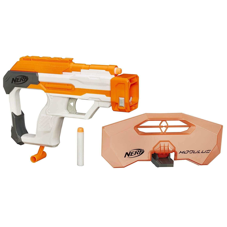 Mua đồ chơi súng NERF B1536 - (mã: B1536) Bộ nâng cấp Phòng Thủ NERF STRIKE AND DEFEND KIT (dòng Modulus N-Strike)