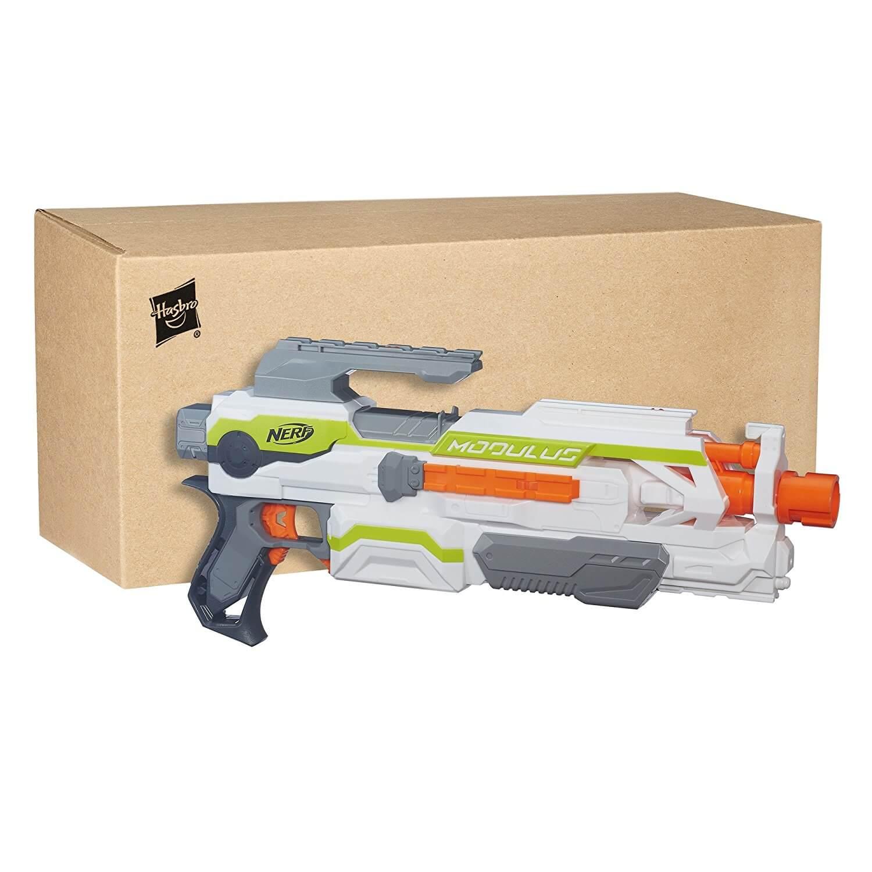 Mua đồ chơi súng NERF B3202 - (mã: B3202) Băng đạn NERF 10 Viên BANANA CLIP (dòng Modulus N-Strike)