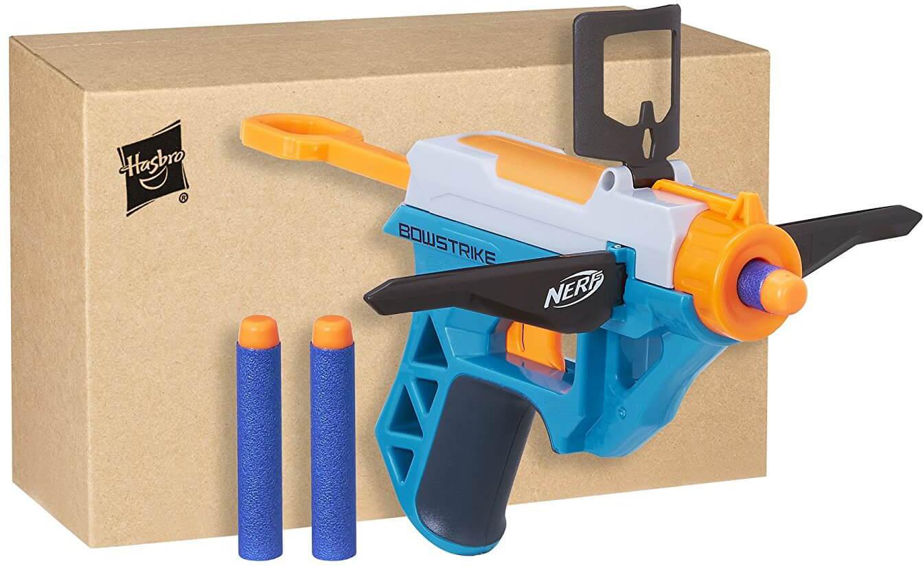 Mua đồ chơi Súng NERF B4614 - Súng NERF N-STRIKE BOWSTRIKE BLASTER