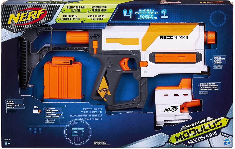 Mua đồ chơi Súng NERF B4616 - Súng NERF MODULUS RECON MKII BLASTER