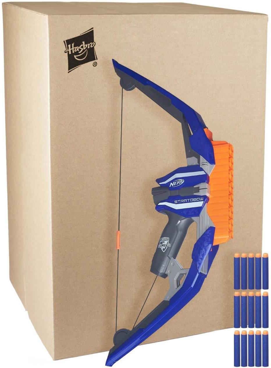 Mua đồ chơi Súng NERF B5574 - Cung NERF N-STRIKE STRATOBOW BOW
