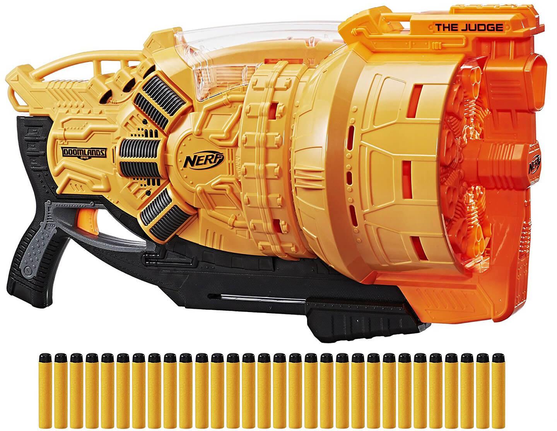 Mua đồ chơi súng NERF B8571 - (mã: B8571) Súng NERF THE JUDGE (dòng Doomlands 2169)