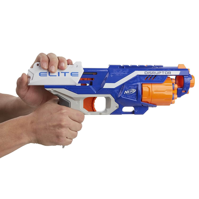Mua đồ chơi súng NERF B9837 - (mã: B9837) Súng NERF DISRUPTOR (dòng N-Strike Elite)