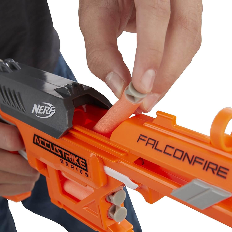 Mua đồ chơi súng NERF B9839 - (mã: B9839) Súng NERF ACCUSTRIKE FALCONFIRE (dòng N-Strike Elite)