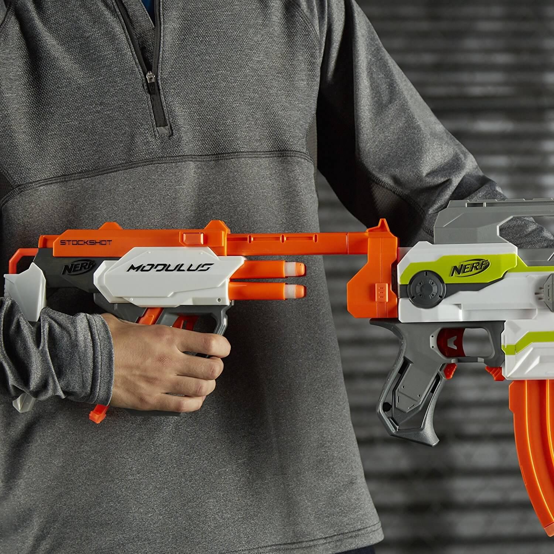 Mua đồ chơi súng NERF C0391 - (mã: C0391) Báng Súng NERF Stock Shot (dòng Modulus N-Strike)