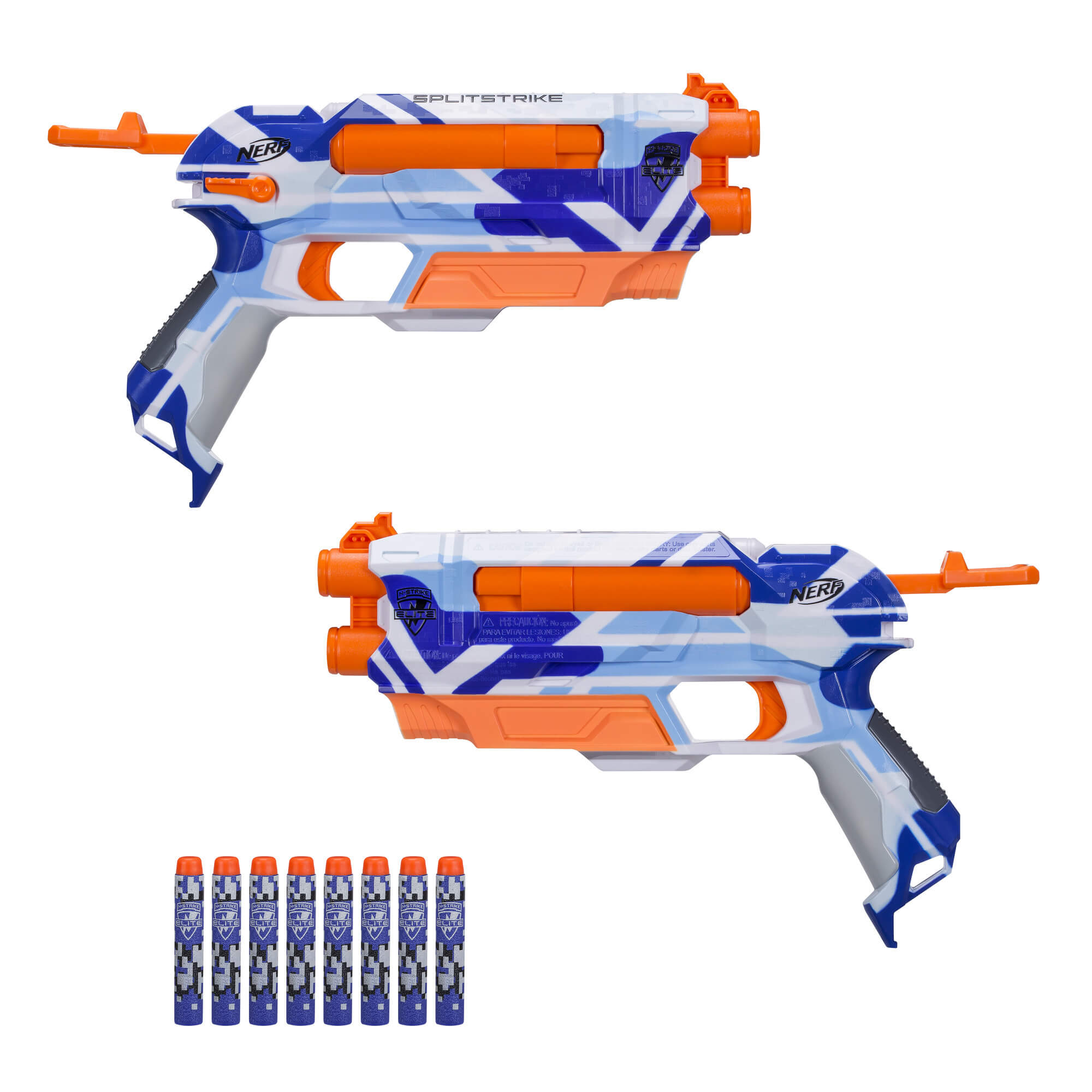Mua đồ chơi súng NERF C3135 - (Mã: C3135) 2 Súng NERF SplitStrike (dòng N-Strike Elite)