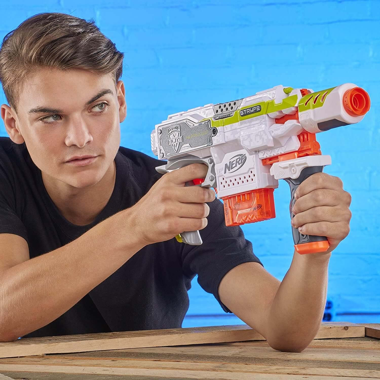 Mua đồ chơi súng NERF C3583 - (mã: C3583) Súng NERF Stryfe (dòng NERF Modulus)
